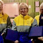 2017 - NRW-Meisterschaft Triplette der Frauen